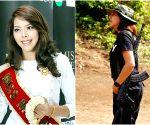 Burmese beauty queen turns rebel