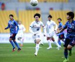 Iwabuchi's hat-trick helps Japanese eves beat China 3-0