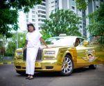 Kerala entrepreneur converts Rolls Royce into luxury cab