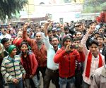 Textile businessmen go on 48-hr strike