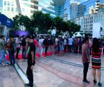 Apple iPhone 11 series goes on sale across the country - Buyers queue up outside Apple store