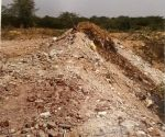 Construction waste being dumped in Aravalis illegally