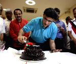 Sourav Ganguly's birthday