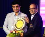 Sourav Ganguly at CAB awards