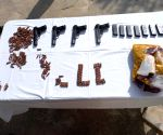 Security forces recover arms, ammunition during Poonch anti-terror operation