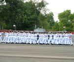 """Khadakwasla (Maharashtra): Passing Out Parade of """"34th Course of NDA"""" - President Kovind"""