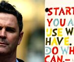 Cairns inspired by Arthur Ashe's quote pinned by daughter in ICU