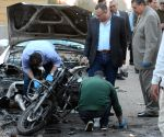 EGYPT TANTA POLICE TRAINING CENTER BLAST