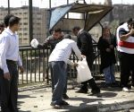 EGYPT CAIRO BLAST
