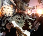 EGYPT CAIRO CRASH EXPLOSION