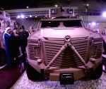 Egypt cairo defence Expo opening
