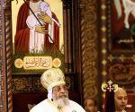 EGYPT CAIRO COPT CHRISTMAS EVE MASS