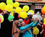EGYPT CAIRO EID AL FITR CELEBRATIONS