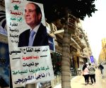 EGYPT CAIRO PRESIDENTIAL ELECTION AL SISI