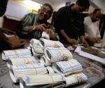 EGYPT CAIRO PRESIDENTIAL ELECTION VOTE COUNTING
