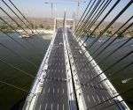 EGYPT-CAIRO-WORLD'S WIDEST SUSPENSION BRIDGE