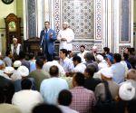 EGYPT CAIRO ISLAM CEREMONY SAYEDA ZINAB