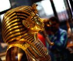 Egypt starts restoration of ancient King Tut's coffin