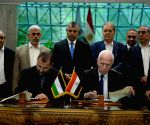 EGYPT CAIRO PALESTINIAN RECONCILIATION AGREEMENT