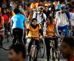 Cairo (Egypt):  2014 Orange Bike Day