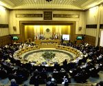 EGYPT CAIRO ARAB LEAGUE MEETING QATAR