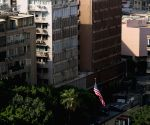 EGYPT CAIRO U.S. EMBASSY REPORTED INCIDENT