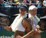 U.S.-CALIFORNIA-BEACH VOLLYBALL-MANHATTAN BEACH OPEN