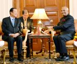 Cambodian PM meets President Kovind