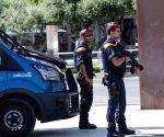 SPAIN CAMBRILS TERROR ATTACK AFTERMATH