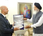 Nadir Patel calls on Punjab CM
