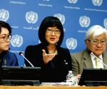 UN-SEXUAL SLAVERY COALITION-PRESS CONFERENCE