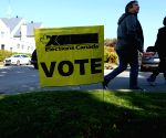 Canadians vote to elect new PM