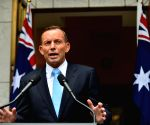 AUSTRALIA CANBERRA ABBOTT PRESS CONFERENCE