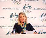 AUSTRALIA SYDNEY RUGBY SEVENS OLYMPIC TEAMS ANNOUNCEMENT
