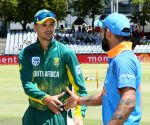 Cape Town (South Africa): 3nd ODI - India Vs South Africa