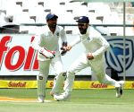 Cape Town (South Africa): India Vs South Africa - First Test - Day - 4