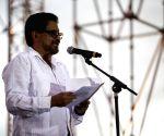 COLOMBIA CAQUETA FARC 10TH NATIONAL GUERRILLA CONFERENCE CLOSING