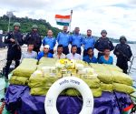 21 Indians, 6 Myanmarese held for drug trafficking in a month