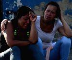 VENEZUELA CARABOBO FIRE JAIL