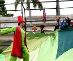 VENEZUELA CARACAS THEATER FESTIVAL