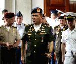 VENEZUELA CARACAS MILITARY EVENT