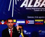 VENEZUELA CARACAS ALBA POLITICS MEETING