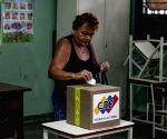 VENEZUELA CARACAS ELECTIONS