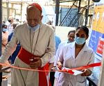 Free : Cardinal Oswald Gracias, head of the Christian community, took a Covid-19 Vaccine jab at a private suburban hospital.