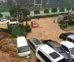 CHINA CHONGQING TORRENTIAL FLOOD