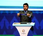 COLOMBIA CARTAGENA FOOTBALL COPA AMERICA DRAW