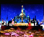 CHINA SHANGHAI DISNEYLAND CREATIVE LANDSCAPES LAUNCHING