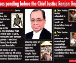 Verdicts in some major cases expected before CJI retires in 3 months