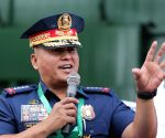 PHILIPPINES CAVITE PROVINCE ILLEGAL DRUGS DESTRUCTION