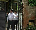 CBI raids NDTV's Prannoy Roy's residence in Delhi